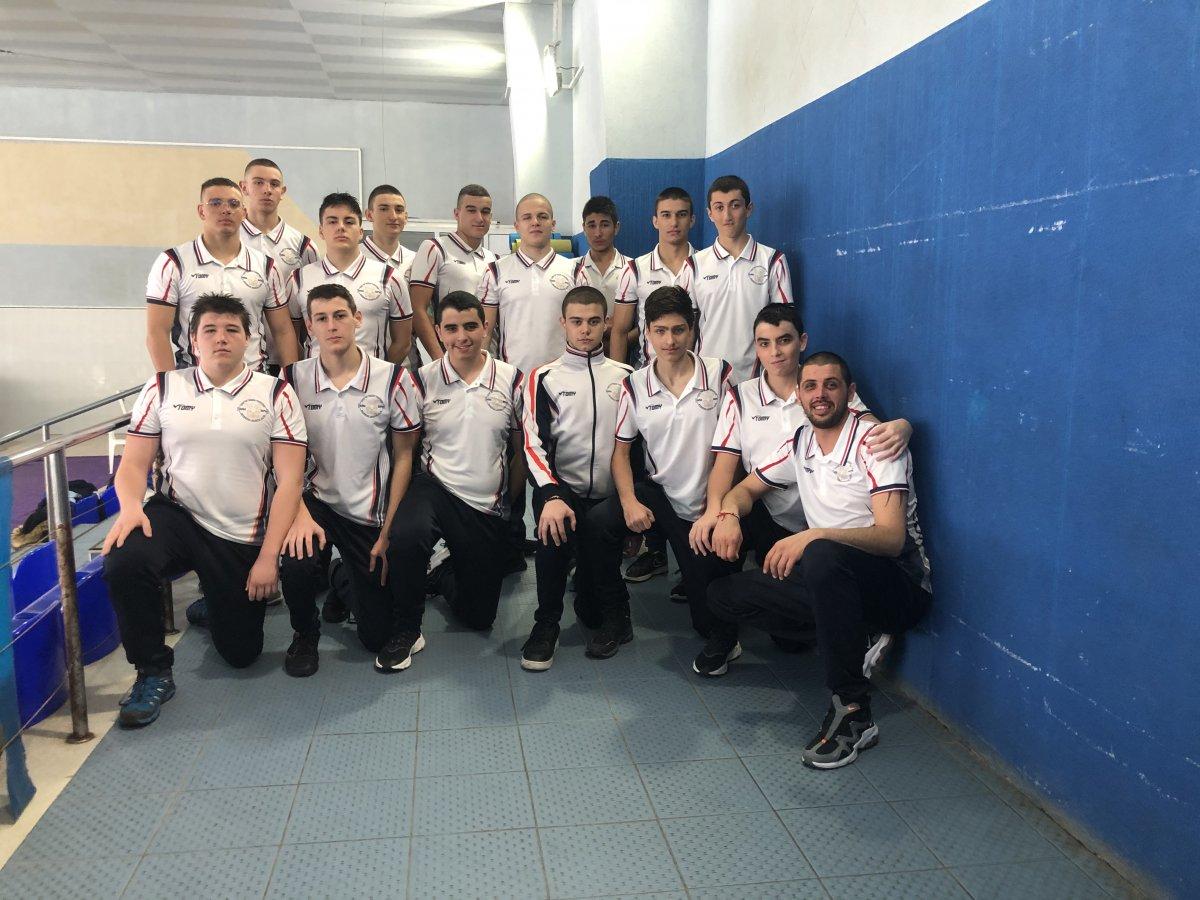 КПС Варна на финал при 17 годишните