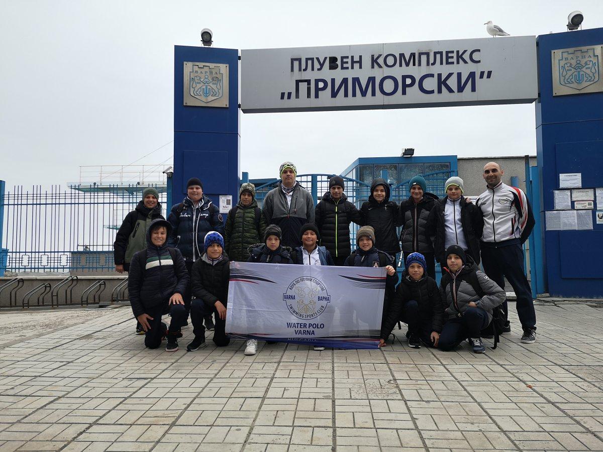 КПС ВАРНА с ПЕТ от ПЕТ